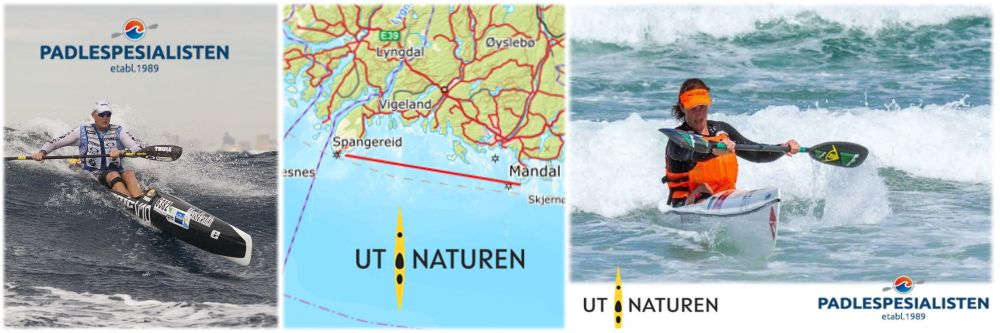 Lindesnes Downwind Race – Norgescup Surfski