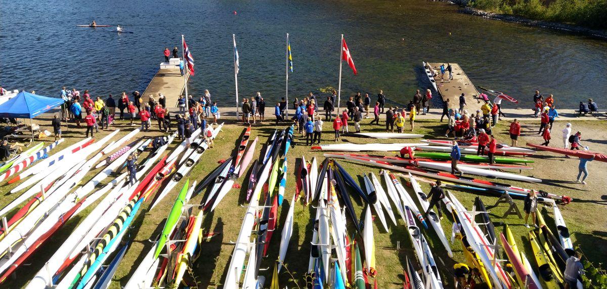 Velkommen til NM K1 senior og junior, UM Lagbåt og Norgescup 4 i Kristiansand 14.-15. august 2021